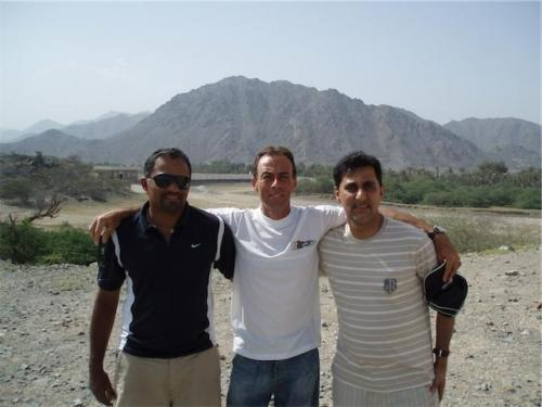 Balu, Vicente and Khaled Al Ali